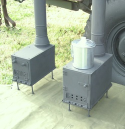 Review Of Ammo Can Stove Useful For Small Scale Heating