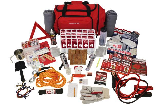GDSKRG Family Road Kit